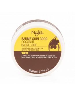 法國品牌 Najel 椰子油霜 Coconut Care Balm
