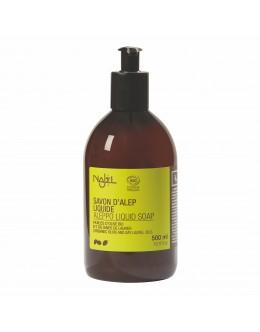 法國品牌 Najel 有機阿勒頗皂液 (4%月桂油) Aleppo Liquid Soap 4% BLO