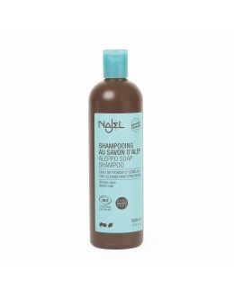法國品牌 Najel 有機2合1阿勒頗洗髮水+護髮素 (油性髮質) 2 in 1 Aleppo Soap Shampoo for Greasy Hair