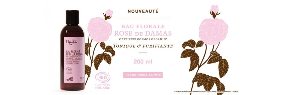 Najel Rose Water