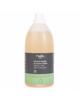 (缺貨 Out of Stock) 法國品牌 Najel 天然防敏阿勒頗洗衣液 (無味) Aleppo Soap Liquid Detergent (Unscented)