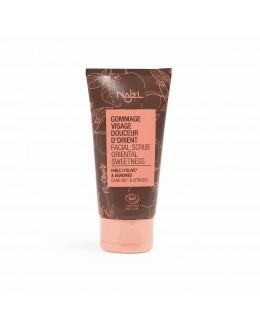 法國品牌 Najel 天然橄欖油面部磨砂膏 Facial Scrub Oriental Sweetness