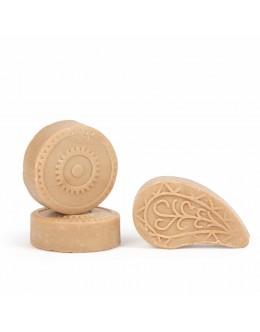 法國品牌 Najel 檀香小皂 (含12%月桂油) Aleppo Soap with Incense