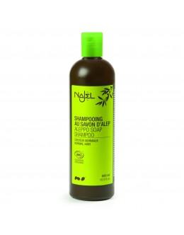 法國品牌 Najel 有機阿勒頗洗髮水 Aleppo Soap Shampoo (普通髮質 Normal Hair)