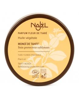法國品牌 Najel 大溪地梔子花油 (罐裝) Monoï de Tahiti