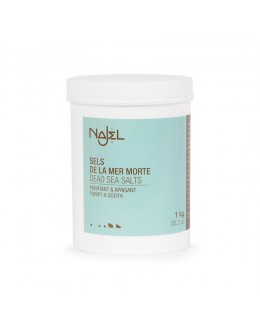 法國品牌 Najel 死海鹽 Dead Sea Salt 1kg
