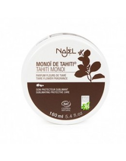 (缺貨 Out of Stock) 法國品牌 Najel 大溪地梔子花油 (罐裝) Monoï de Tahiti