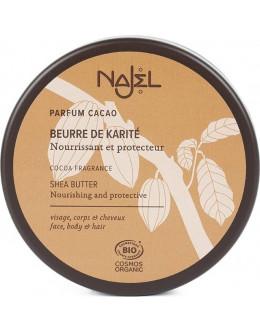 法國品牌 Najel 有機乳木果脂 (可可味) Organic Shea Butter With Cocoa Scent