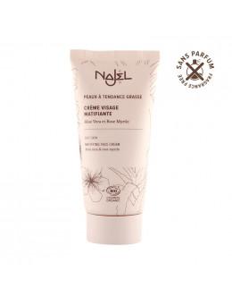 法國品牌 Najel 有機控油面霜 Mattifying Cream