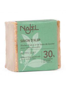 法國品牌 Najel 30%月桂油 阿勒頗手工古皂 Aleppo Soap