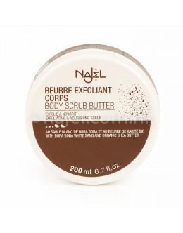 法國品牌 Najel 二合一身體磨砂膏 2-in-1 Body Scrub Butter