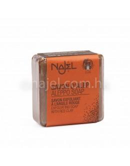 法國品牌 Najel 紅泥 阿勒頗手工皂 Aleppo Soap with Red Clay
